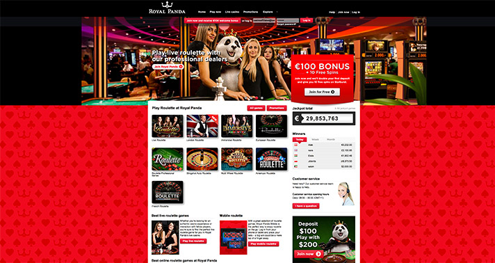 casino online de royal roulette