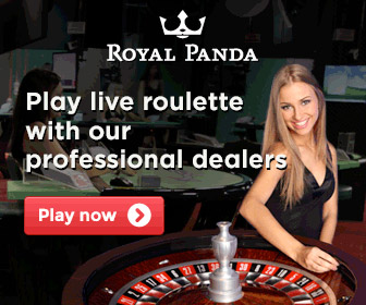 Roulette Royal Panda Casino